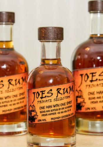 Premium Caribbean Rum
